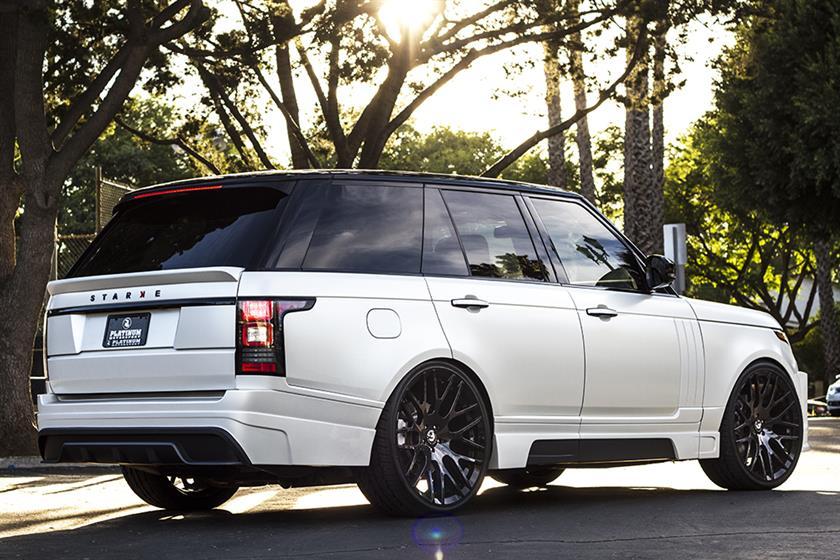 2014 Range Rover in Full Starke Kollectiv Package