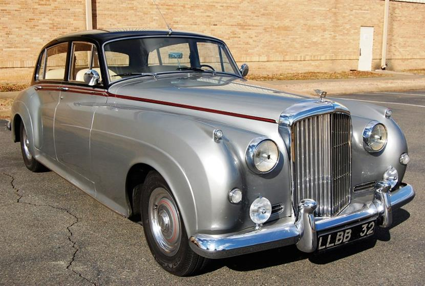 1962 Bentley Long Wheel Base w/o Division For Sale