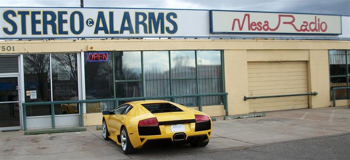 2009 Lamborghini Mercielago