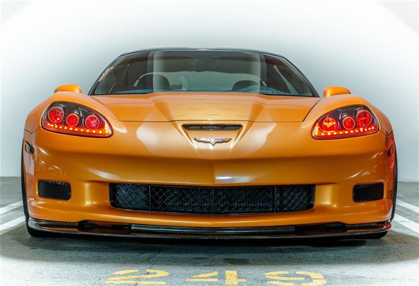 SEMA 2014 - Vettesthetics Corvette Z06,Chevrolet