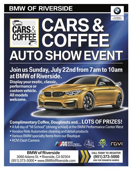 Event Flyer,BMW