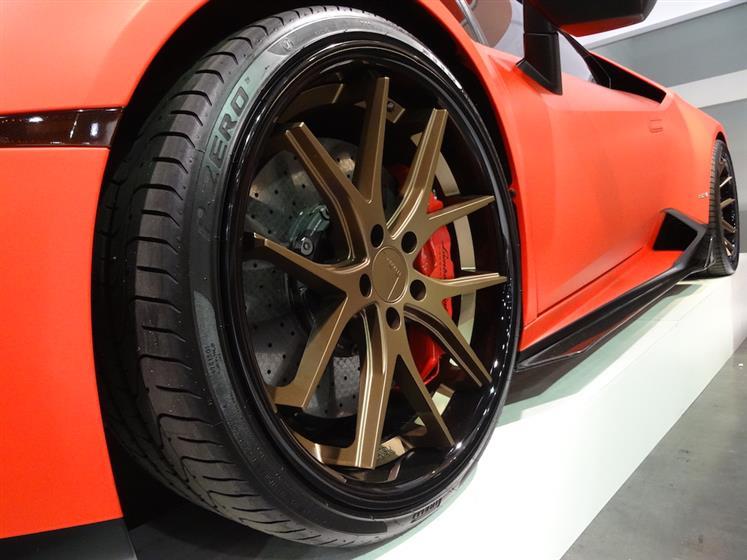Booth 48231 - 2015 Lamborghini Huracan