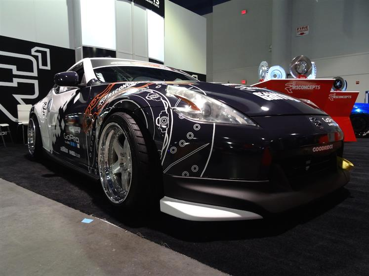 Booth 30263 - 2012 Nissan 370Z