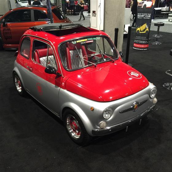 The Original Fiat 500 Turbo,Fiat