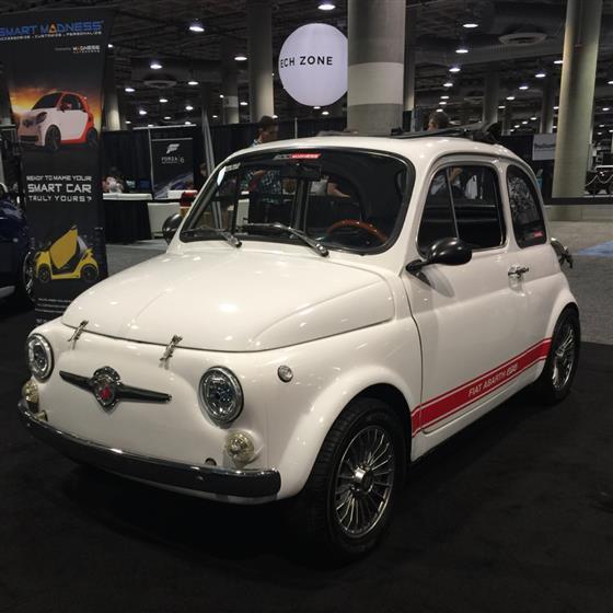 Fiat Abarth 695,Fiat