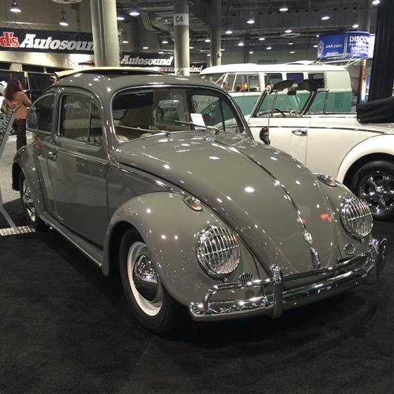 Electric VW Beetle,Volkswagen