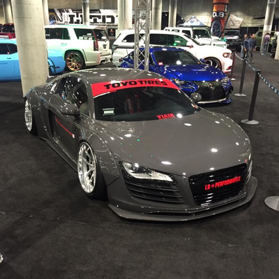 Audi R8,Audi