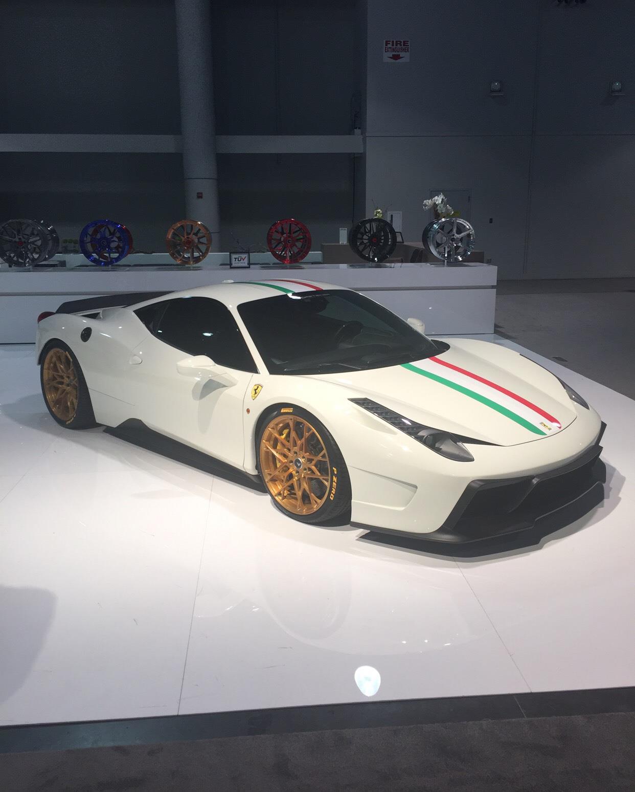 #ferrari #458 #sema2016,Ferrari