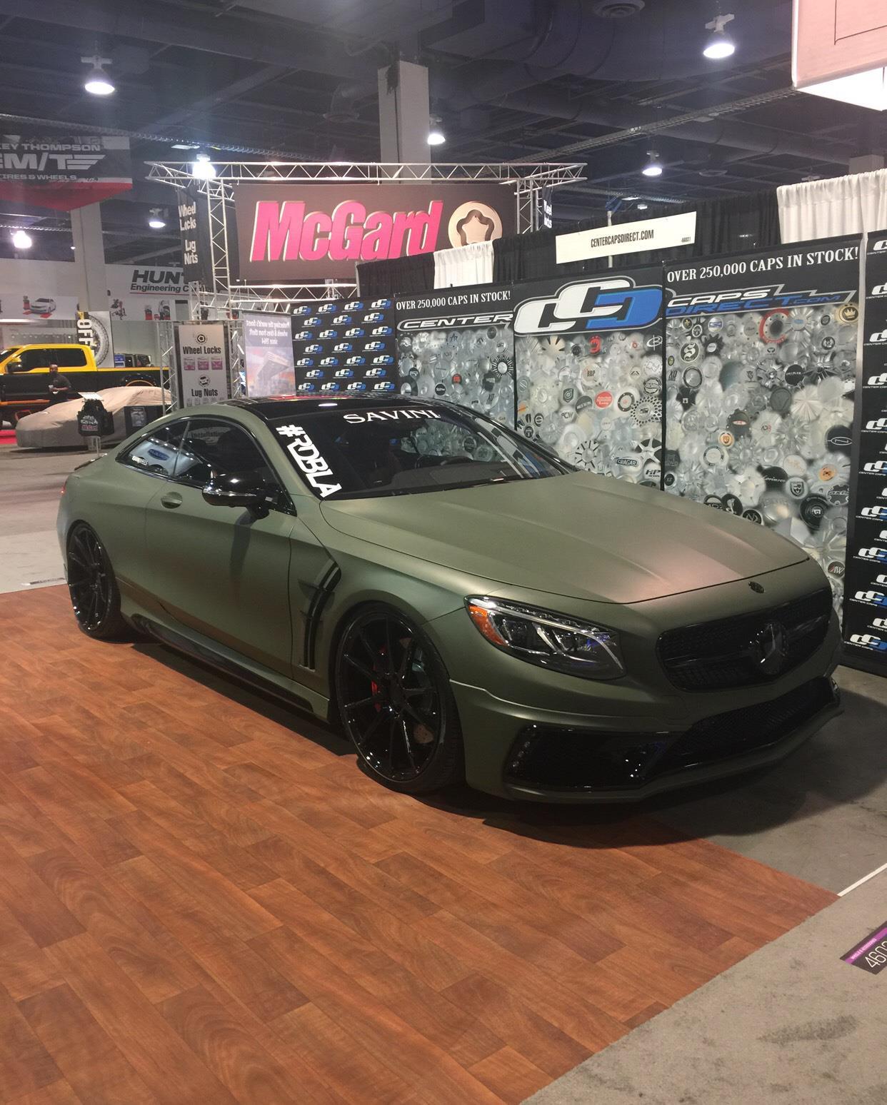 #mercedesbenz #s63 #sema2016,Mercedes-Benz