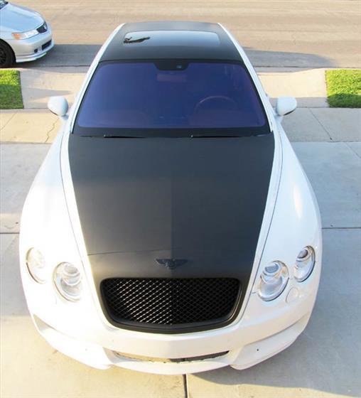 Bentley Matte Wrap