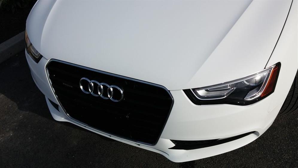 Audi A5 Wrap