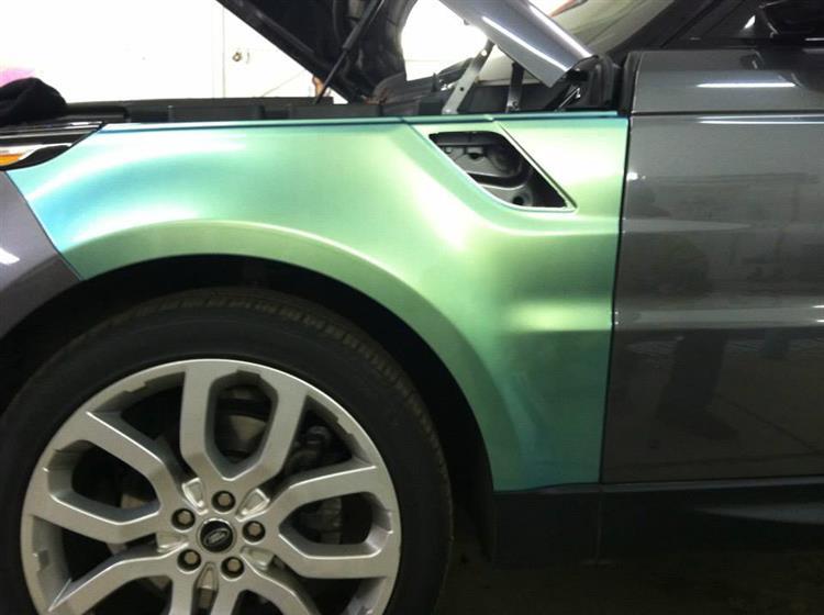 Verachrome Range Rover