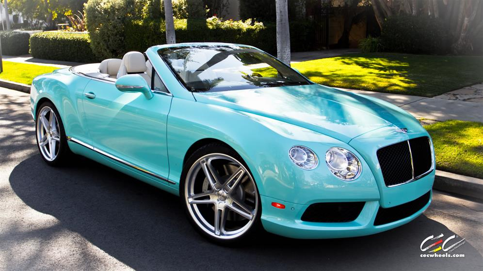 Bentley Continental GT V8 Convertible