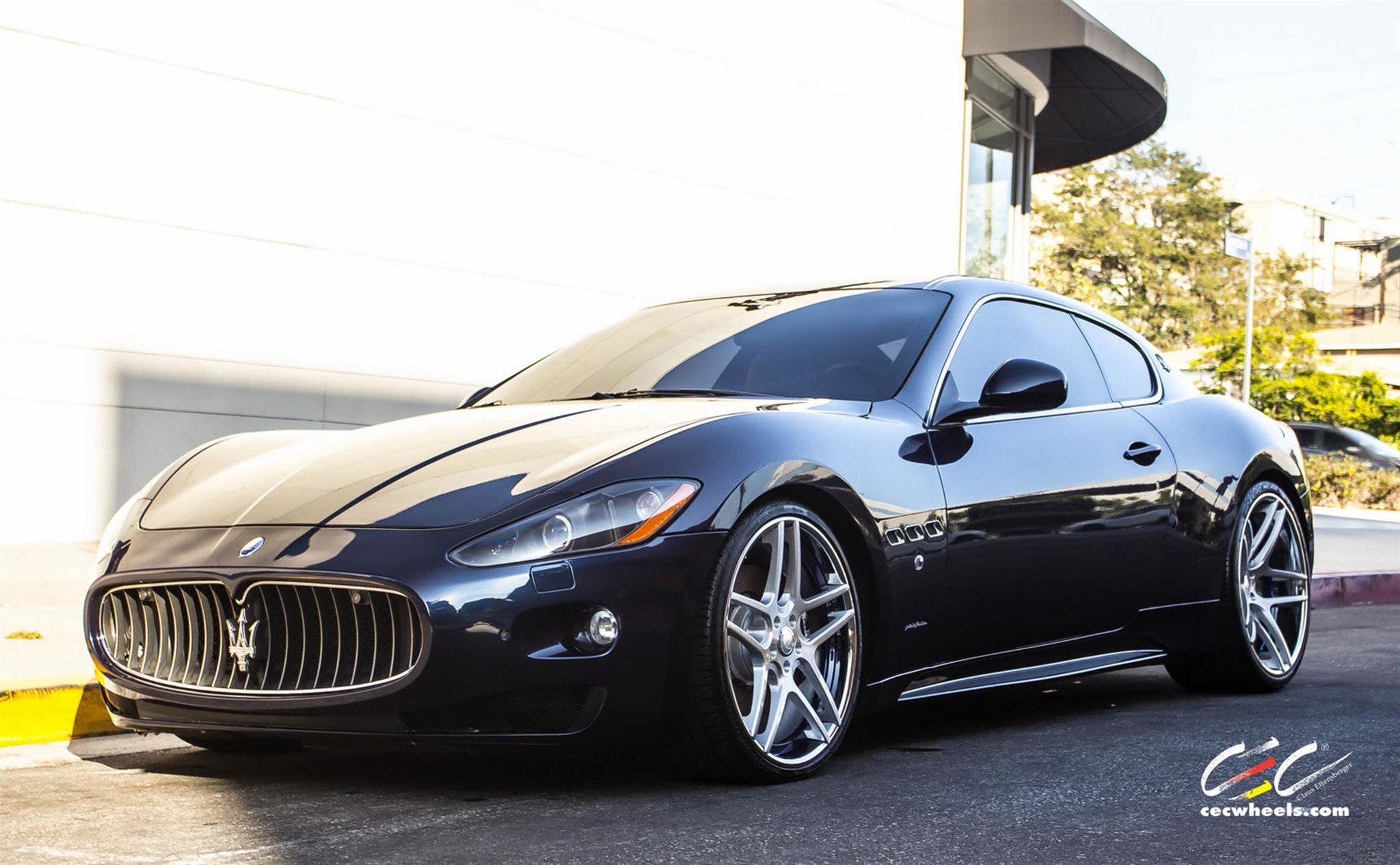 2010 Maserati GranTurismo S - CEC - Los Angeles,CA ,US ...