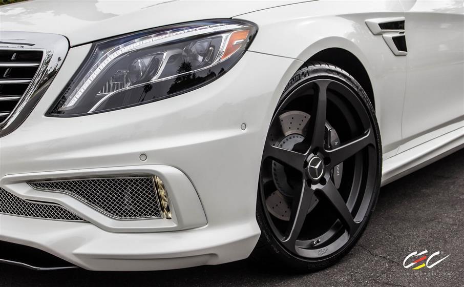 Carlsson Mercedes-Benz S550