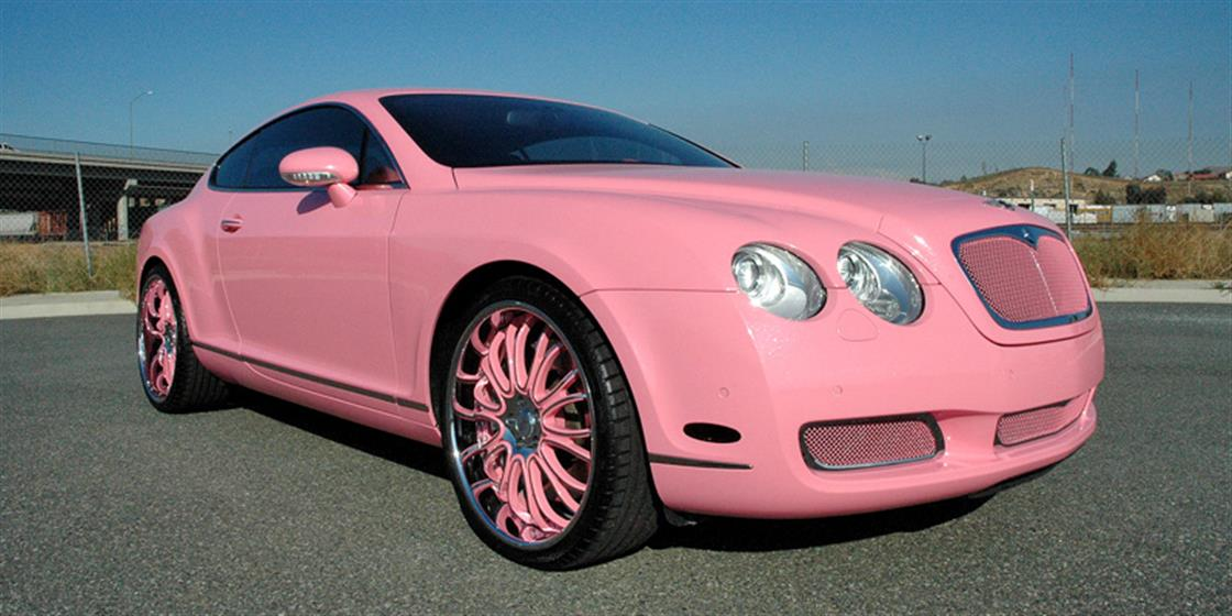 Bentley GT Continental with Asanti AF144 Wheels