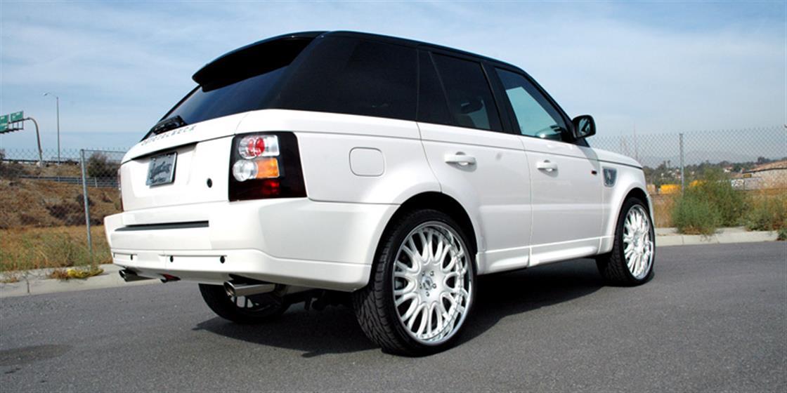 Range Rover HSE with Asanti AF145 Wheels