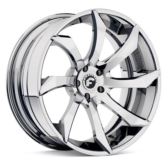 Range Rover Sport with Forgiato Fondare-ECL Wheels