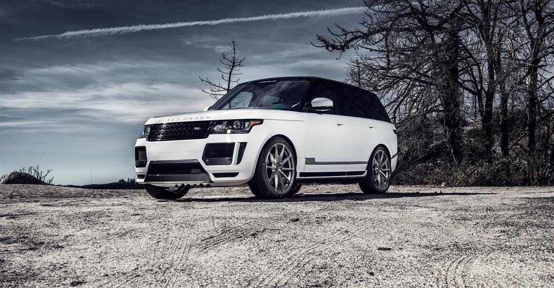 Vorsteiner For Range Rover Veritas