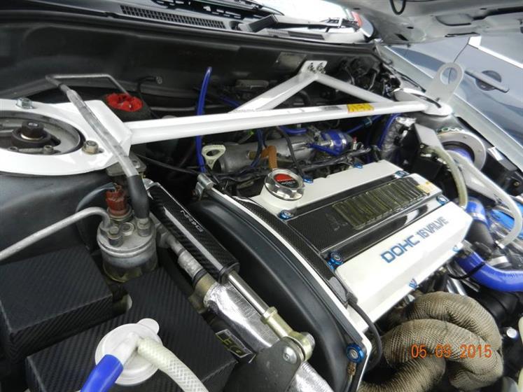 JDM RHD 1997 Mitsubishi Lancer Evolution IV