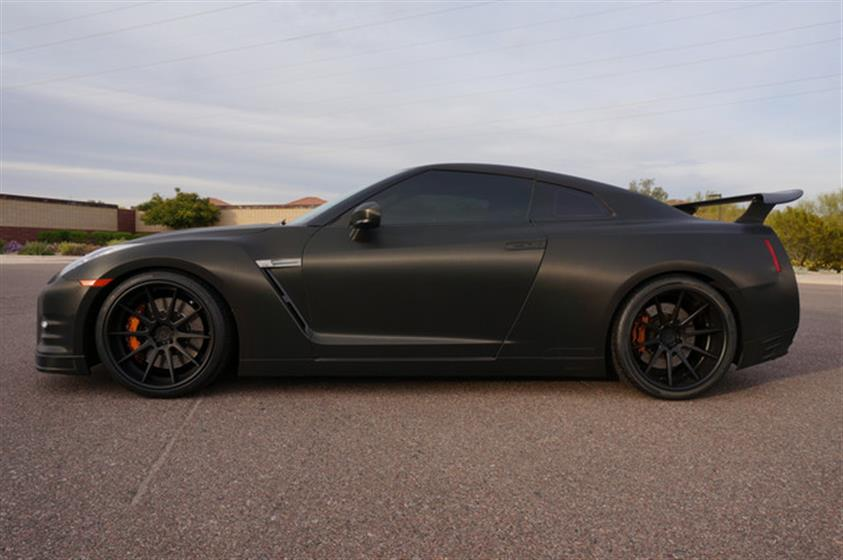 2012 Nissan GTR Project Car For Sale
