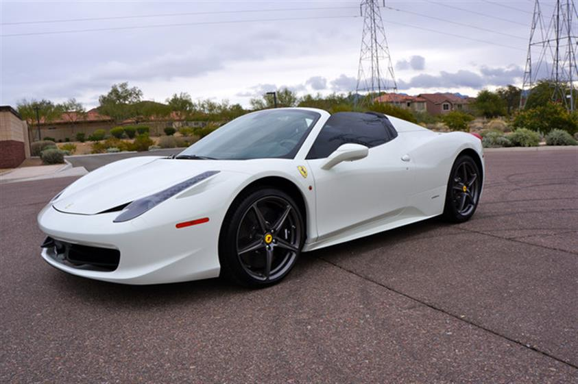 2014 Ferrari 458 Italia For Sale