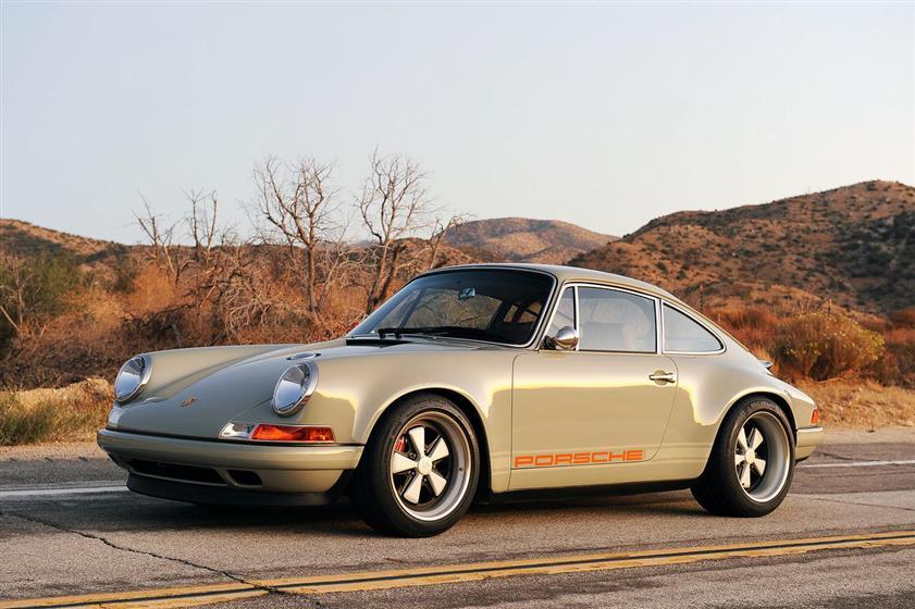 Singer Vehicle Design New York Porsche 911,Porsche