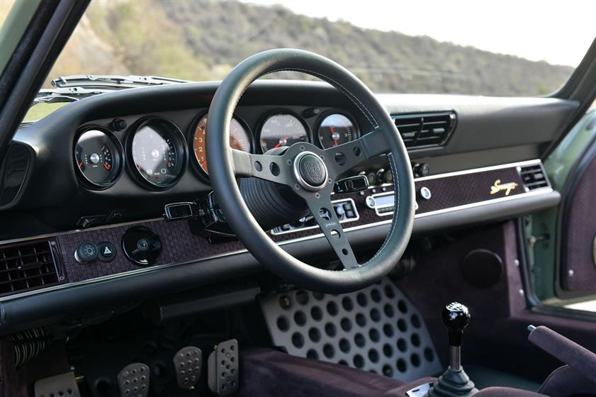 Singer Vehicle Design Brooklyn Porsche 911