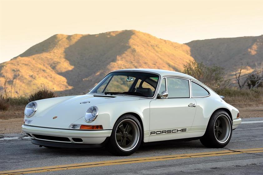 Singer Vehicle Design Nebraska Porsche 911,Porsche