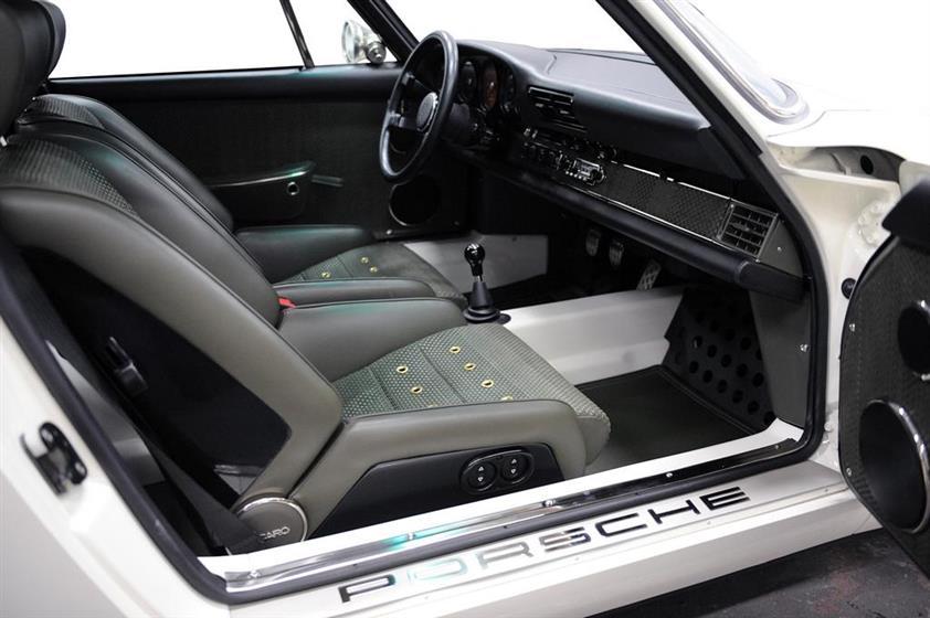 Singer Vehicle Design Nebraska Porsche 911