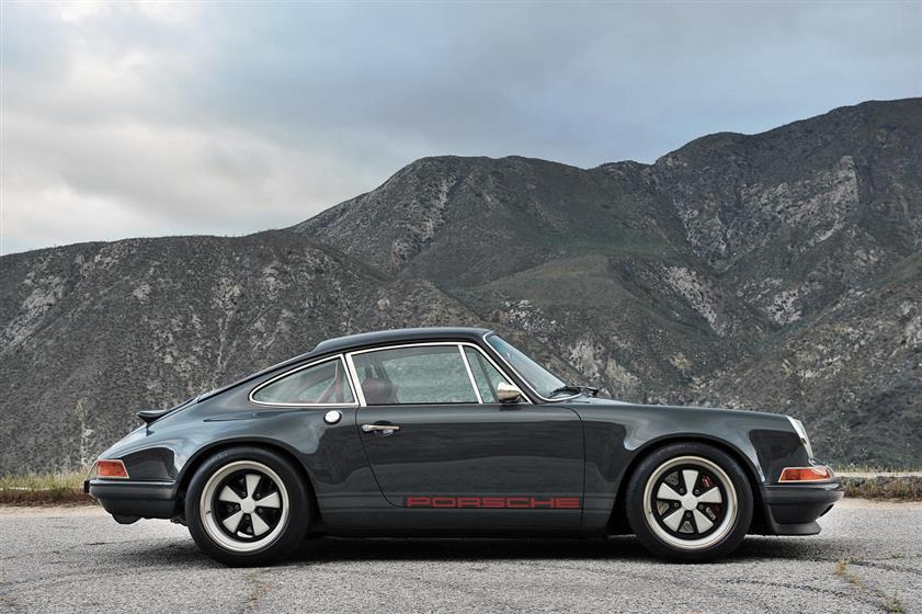 Singer Vehicle Design Indonesia Porsche 911,Porsche