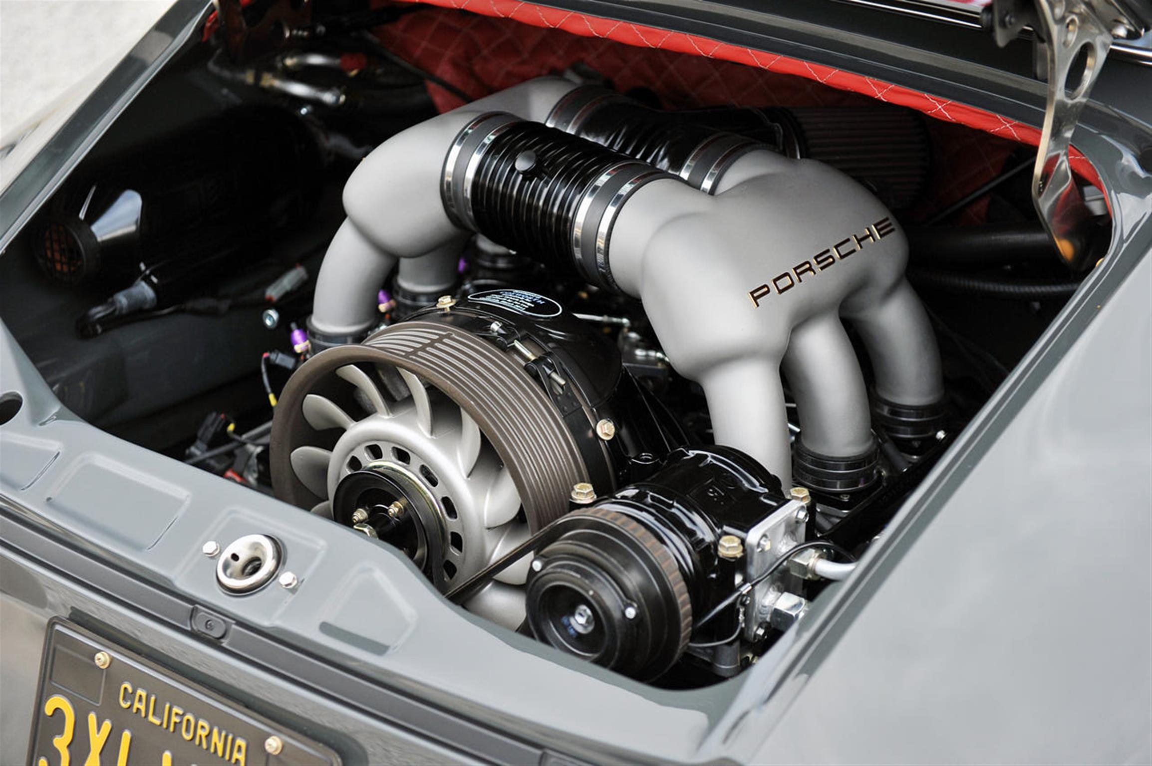 Singer Vehicle Design Indonesia Porsche 911