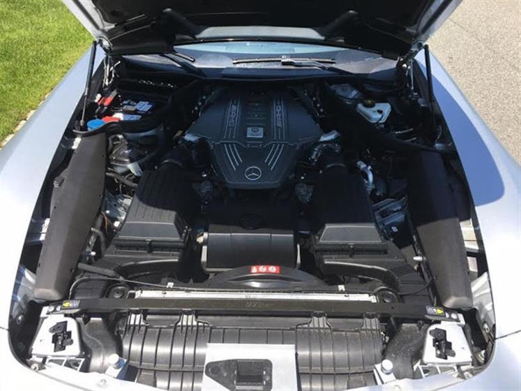 2013 Mercedes SLS AMG GT Roadster $204,990