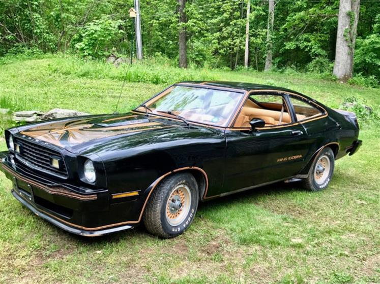 1978 Mustang Two For Sale
