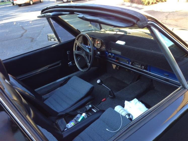 1971 Porsche Targa 914 $21,500