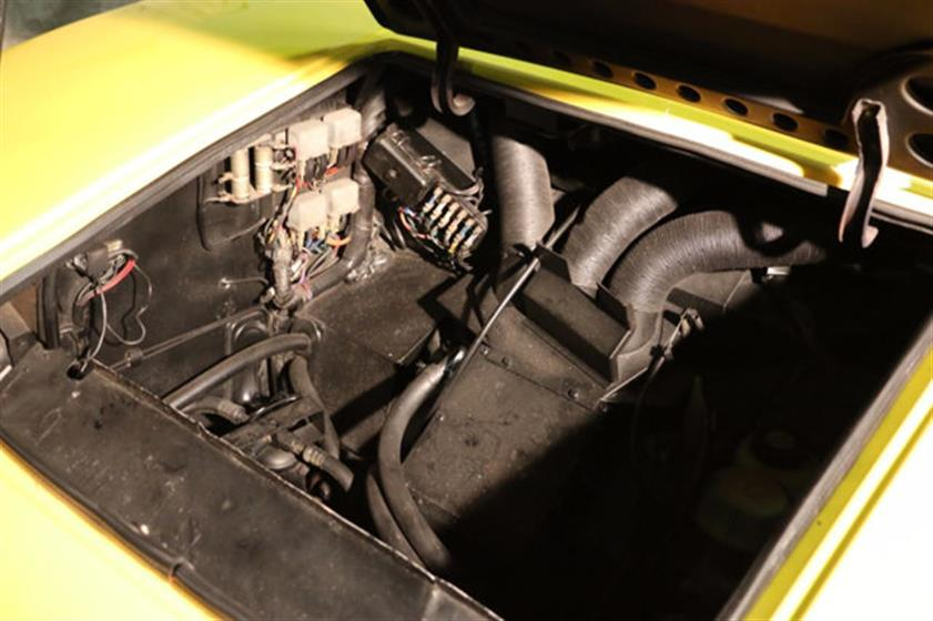 1976 Lamborghini Urraco P300 $91,500