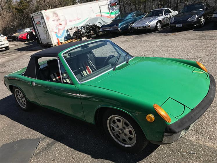 1973 Porsche 914 2.0 $20,500
