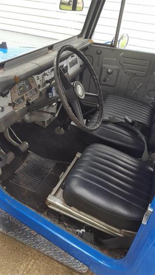 1972 Toyota Landcruiser $22,500