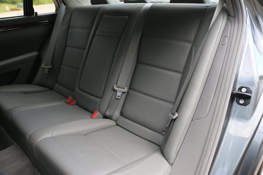 2008 Mercedes-Benz S63 AMG $28,500