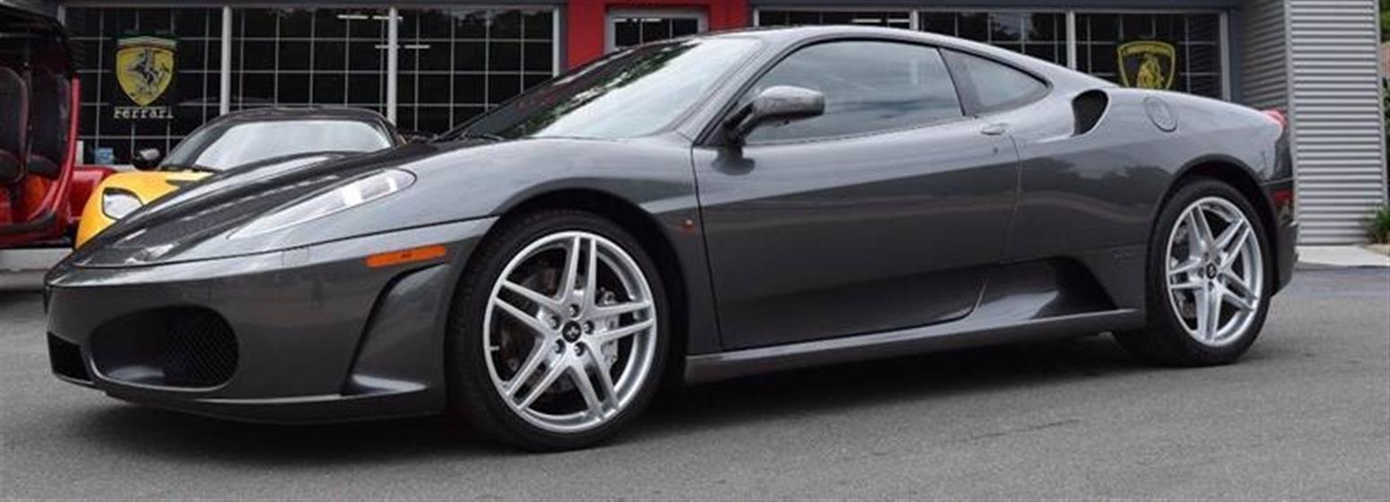 2006 FERRARI F430 F1 $122,900