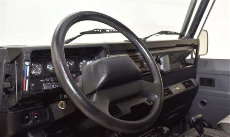 1997 Land Rover Defender 90 $71,000