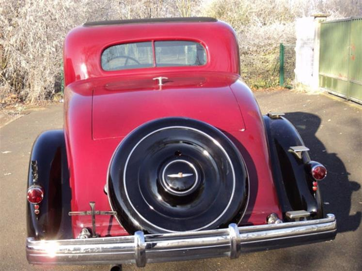 1935 CADILLAC Coupe Series 20 $57,500