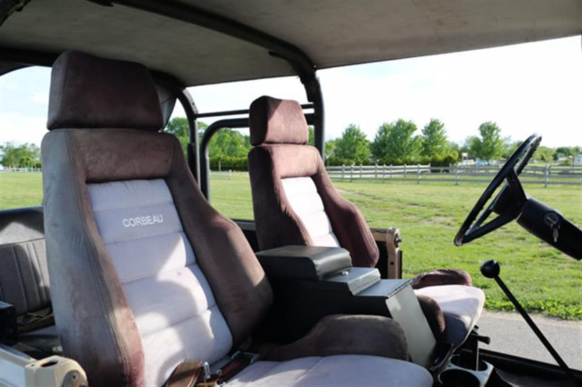 1979 Toyota FJ40 Land Cruiser 4x4 $29,500