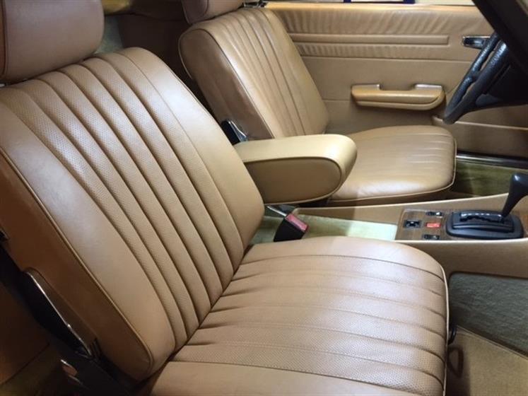 1983 Mercedes Benz 380SL Roadster $13,500