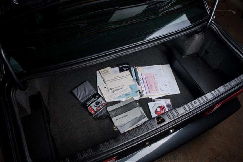 1988 BMW M3 $55,000