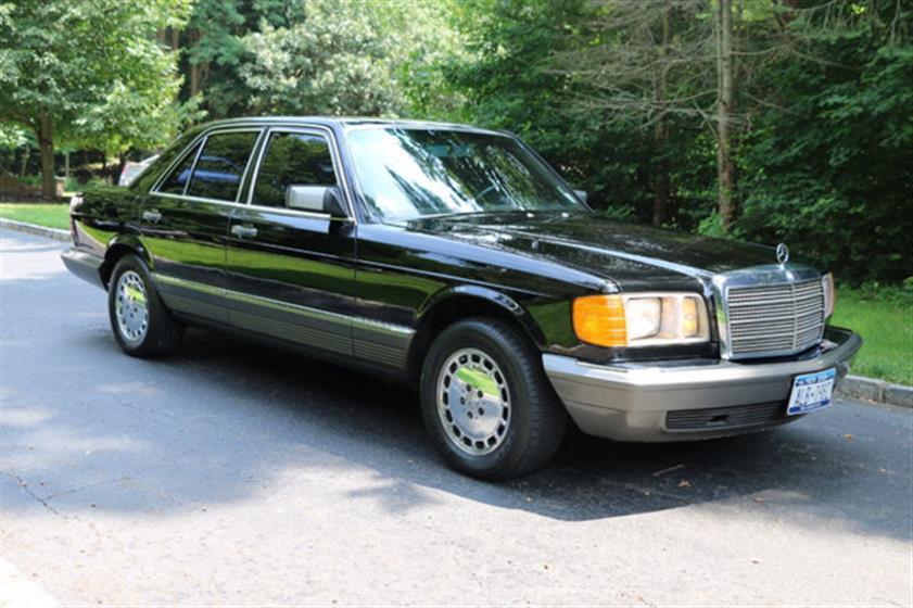 1983 Mercedes 300SD Diesel $26,500