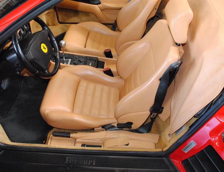 1997 Ferrari F335 Spider $81,500