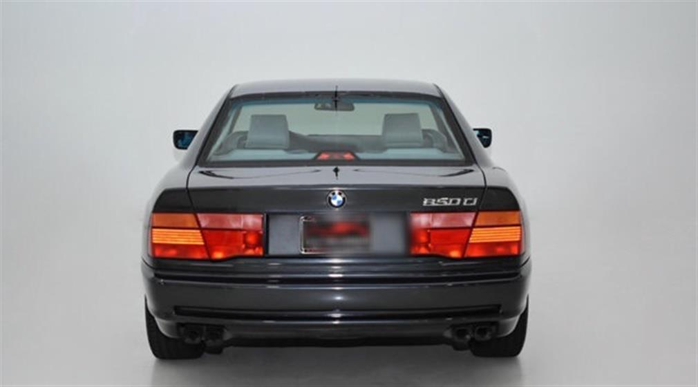 1993 BMW 8 Series 850ci $30,400  This 850i does everything you could ask for! Speed? The big Bimmer