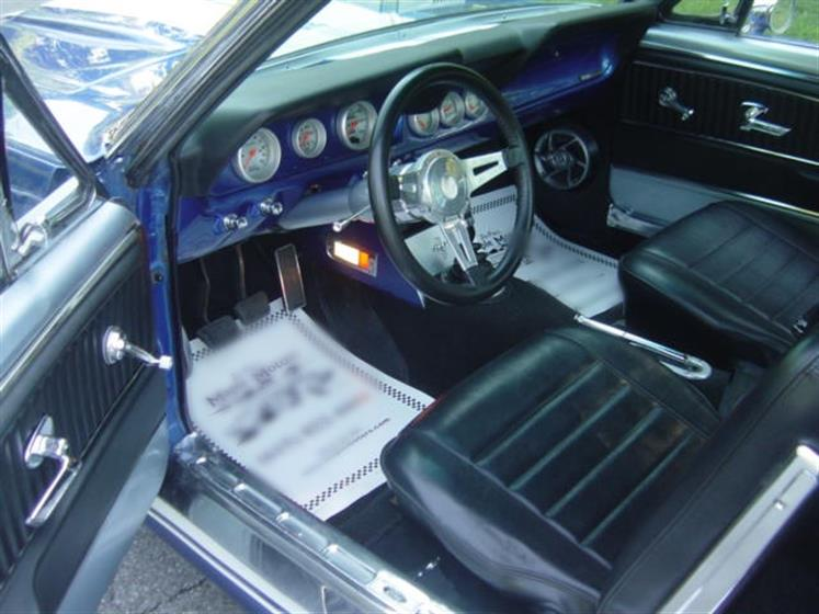 1966 Ford Mustang Fastback 2+2 $27,900