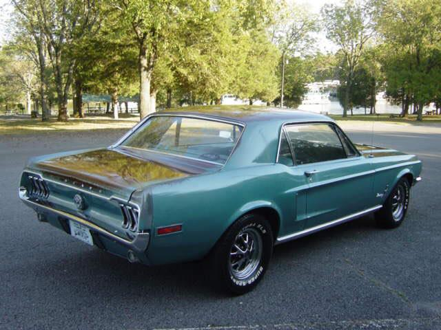 1968 Ford Mustang $8,950